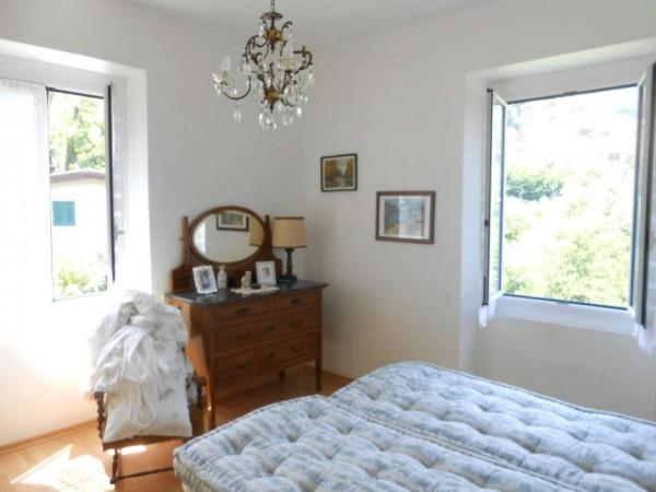 Casa indipendente in vendita a Tribogna, Gattorna, Arredato, con giardino, 250 mq - Foto 49