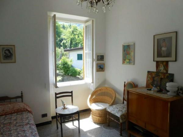 Casa indipendente in vendita a Tribogna, Gattorna, Arredato, con giardino, 250 mq - Foto 45