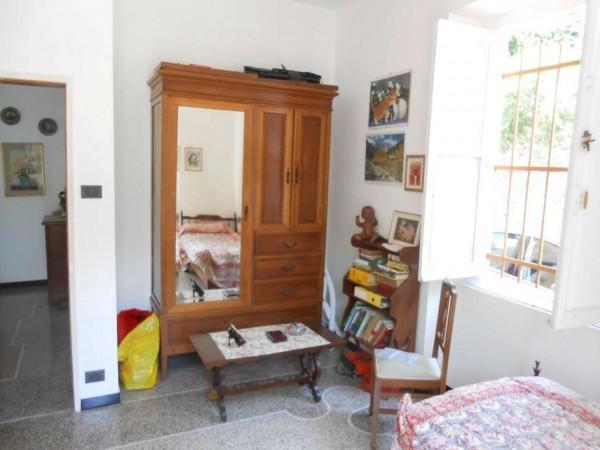 Casa indipendente in vendita a Tribogna, Gattorna, Arredato, con giardino, 250 mq - Foto 44
