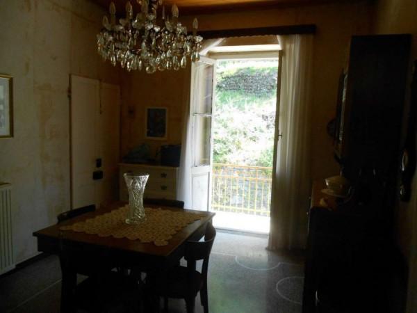 Casa indipendente in vendita a Tribogna, Gattorna, Arredato, con giardino, 250 mq - Foto 104
