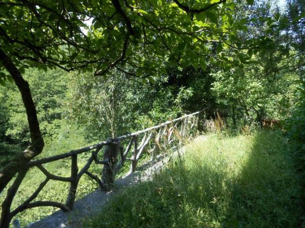 Casa indipendente in vendita a Tribogna, Gattorna, Arredato, con giardino, 250 mq - Foto 18