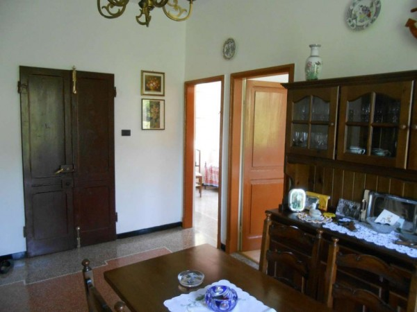 Casa indipendente in vendita a Tribogna, Gattorna, Arredato, con giardino, 250 mq - Foto 57