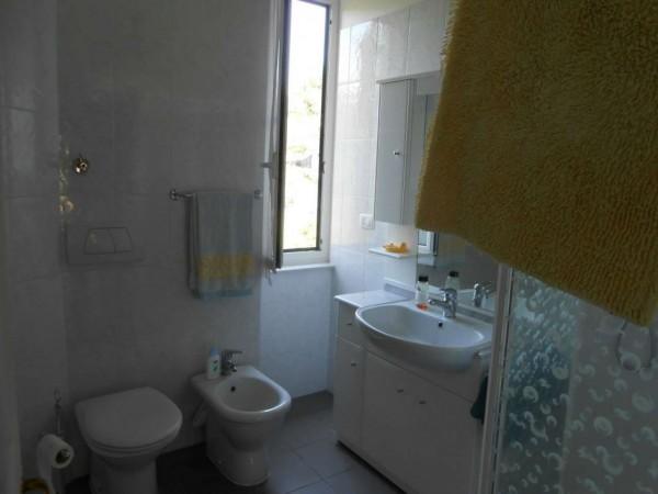 Casa indipendente in vendita a Tribogna, Gattorna, Arredato, con giardino, 250 mq - Foto 41