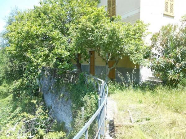 Casa indipendente in vendita a Tribogna, Gattorna, Arredato, con giardino, 250 mq - Foto 19
