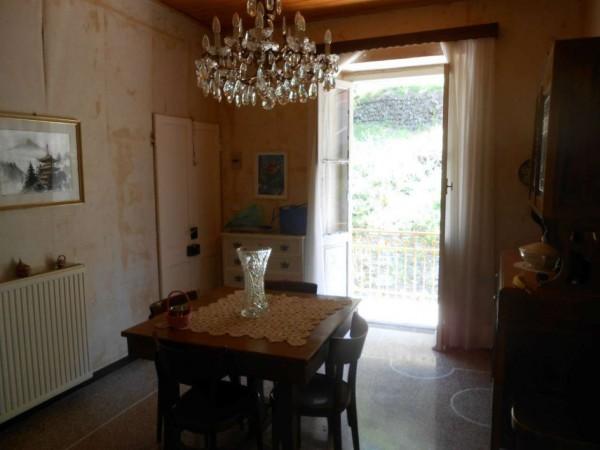 Casa indipendente in vendita a Tribogna, Gattorna, Arredato, con giardino, 250 mq - Foto 74