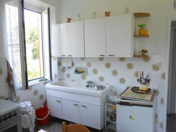 Casa indipendente in vendita a Tribogna, Gattorna, Arredato, con giardino, 250 mq - Foto 51