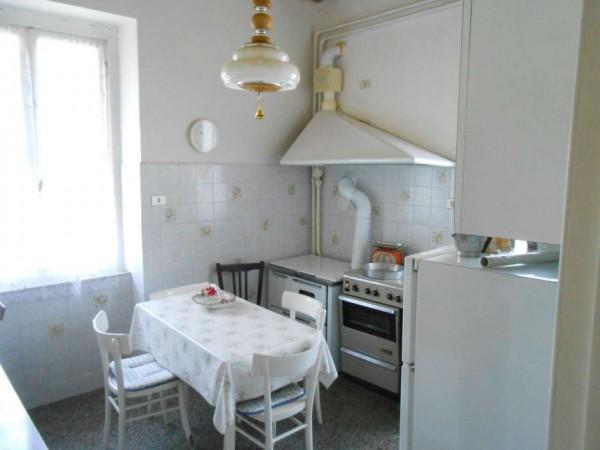 Casa indipendente in vendita a Tribogna, Gattorna, Arredato, con giardino, 250 mq - Foto 98