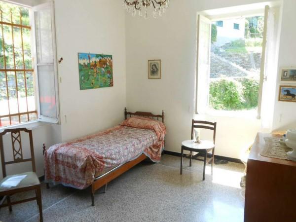 Casa indipendente in vendita a Tribogna, Gattorna, Arredato, con giardino, 250 mq - Foto 46