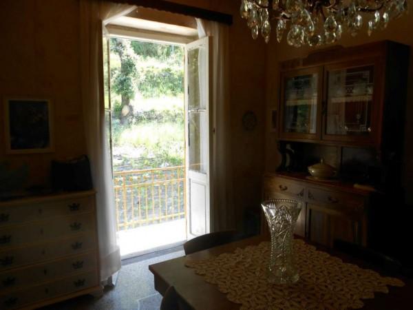 Casa indipendente in vendita a Tribogna, Gattorna, Arredato, con giardino, 250 mq - Foto 102