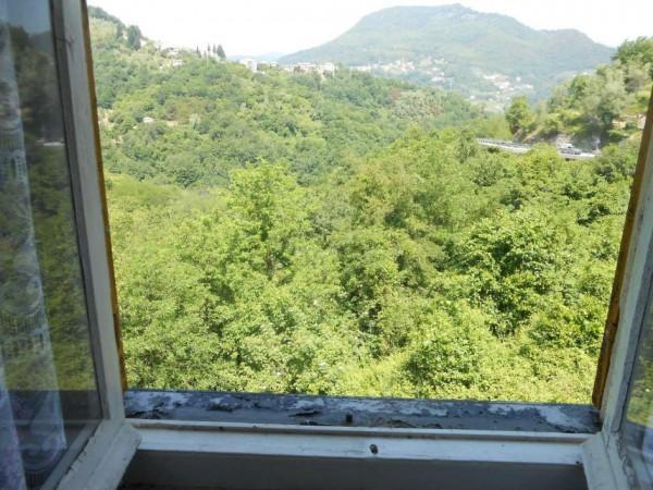 Casa indipendente in vendita a Tribogna, Gattorna, Arredato, con giardino, 250 mq - Foto 36