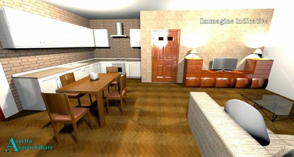 Appartamento in vendita a Taranto, Residenziale, Con giardino, 90 mq - Foto 8