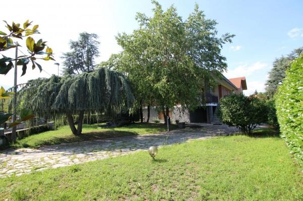 Villa in vendita a Alpignano, Semi-centrale, Con giardino, 286 mq - Foto 26