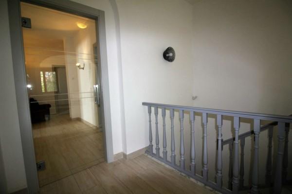 Villa in vendita a Alpignano, Semi-centrale, Con giardino, 286 mq - Foto 10