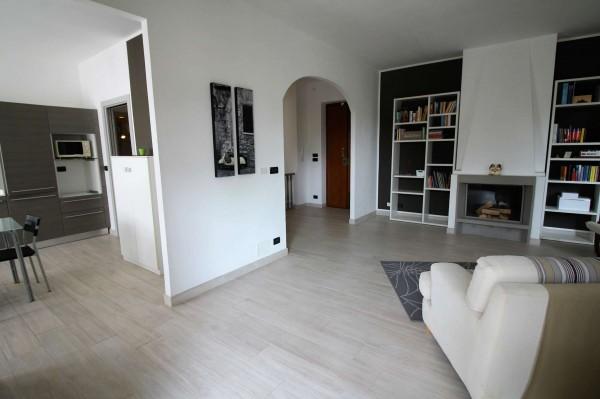 Villa in vendita a Alpignano, Semi-centrale, Con giardino, 286 mq - Foto 11