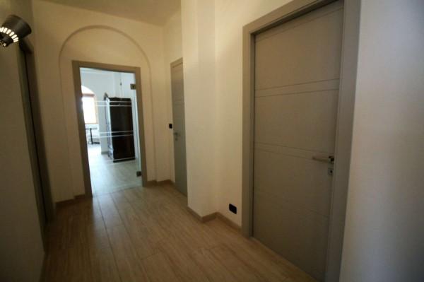 Villa in vendita a Alpignano, Semi-centrale, Con giardino, 286 mq - Foto 12
