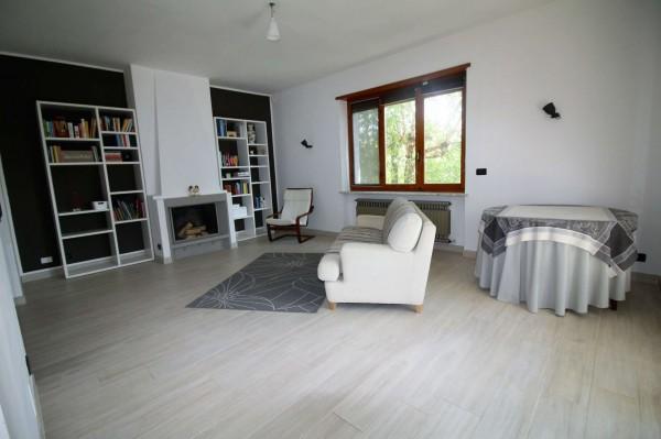 Villa in vendita a Alpignano, Semi-centrale, Con giardino, 286 mq - Foto 24