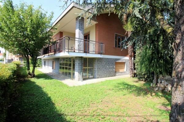 Villa in vendita a Alpignano, Semi-centrale, Con giardino, 286 mq