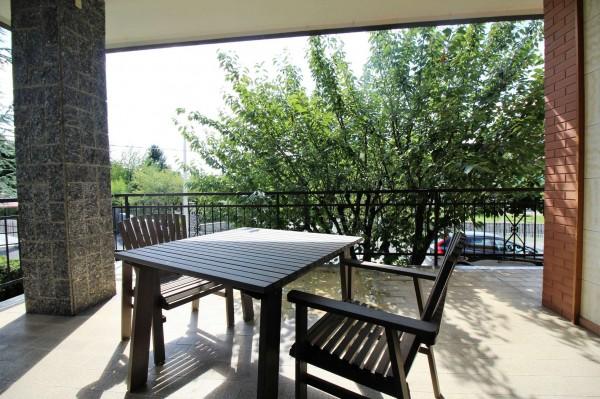 Villa in vendita a Alpignano, Semi-centrale, Con giardino, 286 mq - Foto 8
