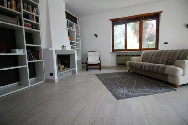 Villa in vendita a Alpignano, Semi-centrale, Con giardino, 286 mq - Foto 23
