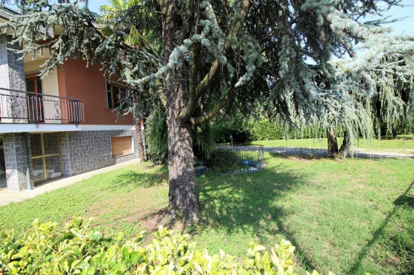 Villa in vendita a Alpignano, Semi-centrale, Con giardino, 286 mq - Foto 7