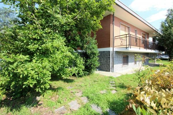 Villa in vendita a Alpignano, Semi-centrale, Con giardino, 286 mq - Foto 6