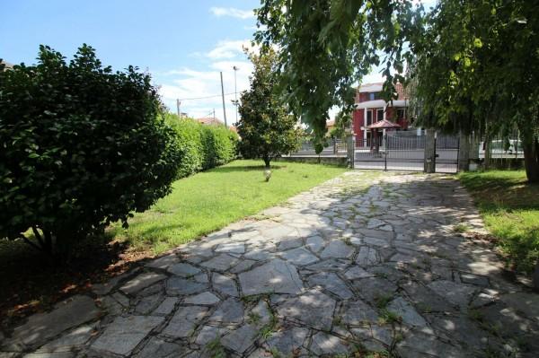 Villa in vendita a Alpignano, Semi-centrale, Con giardino, 286 mq - Foto 2