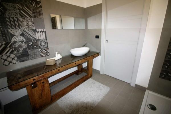 Villa in vendita a Alpignano, Semi-centrale, Con giardino, 286 mq - Foto 20