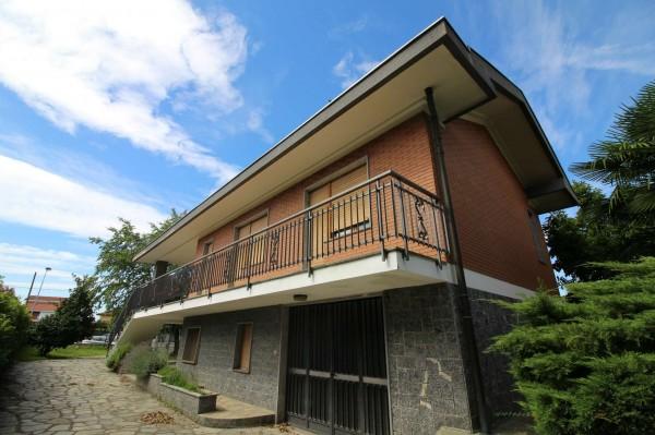 Villa in vendita a Alpignano, Semi-centrale, Con giardino, 286 mq - Foto 3