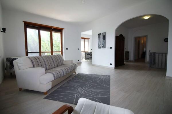 Villa in vendita a Alpignano, Semi-centrale, Con giardino, 286 mq - Foto 9
