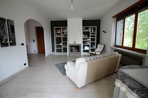 Villa in vendita a Alpignano, Semi-centrale, Con giardino, 286 mq - Foto 25