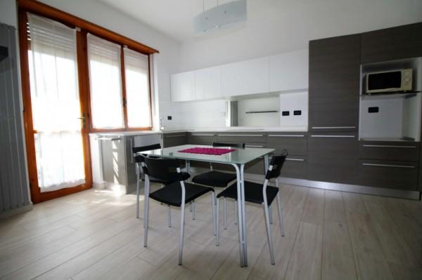 Villa in vendita a Alpignano, Semi-centrale, Con giardino, 286 mq - Foto 22