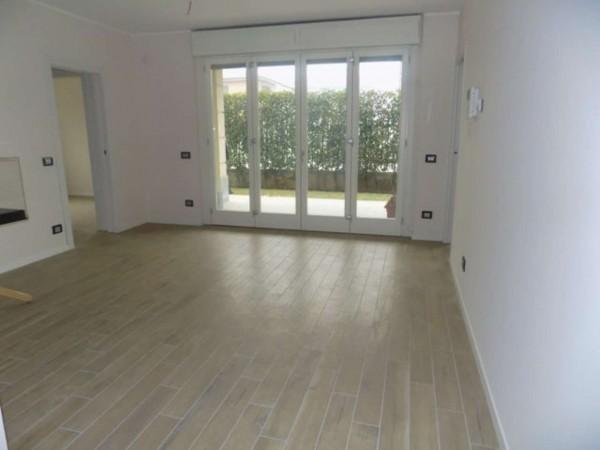 Appartamento in vendita a Garbagnate Milanese, Santa Maria Rossa, Con giardino, 154 mq - Foto 6