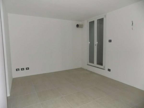 Appartamento in vendita a Garbagnate Milanese, Santa Maria Rossa, Con giardino, 154 mq - Foto 4