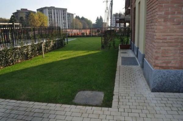 Appartamento in vendita a Garbagnate Milanese, Santa Maria Rossa, Con giardino, 154 mq - Foto 9