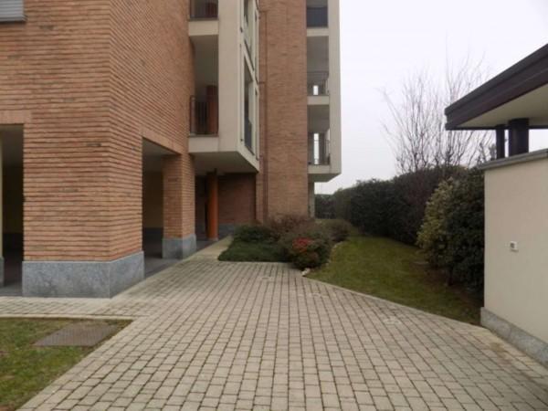 Appartamento in vendita a Garbagnate Milanese, Santa Maria Rossa, Con giardino, 154 mq - Foto 10