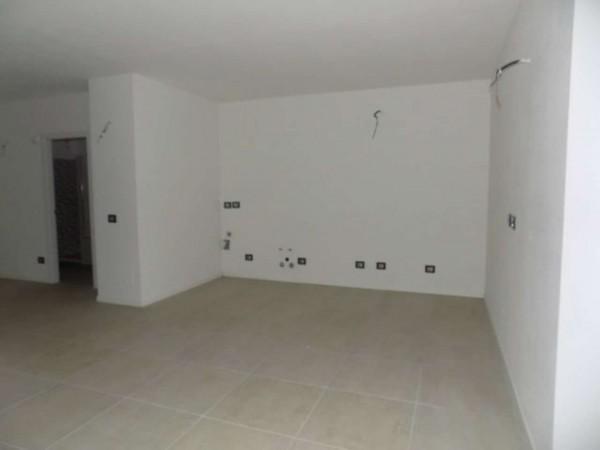 Appartamento in vendita a Garbagnate Milanese, Santa Maria Rossa, Con giardino, 154 mq - Foto 3