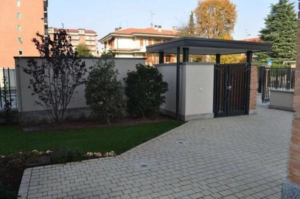 Appartamento in vendita a Garbagnate Milanese, Santa Maria Rossa, Con giardino, 154 mq - Foto 11