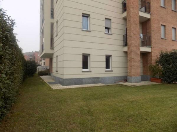 Appartamento in vendita a Garbagnate Milanese, Santa Maria Rossa, Con giardino, 154 mq - Foto 8