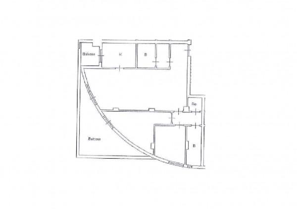 Appartamento in vendita a Roma, Ponte Di Nona - Colle Degli Abeti, 93 mq - Foto 2