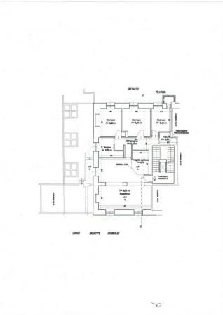 Appartamento in vendita a Chiavari, Centro, Arredato, 150 mq - Foto 2