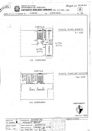 Appartamento in vendita a Torino, 55 mq - Foto 2