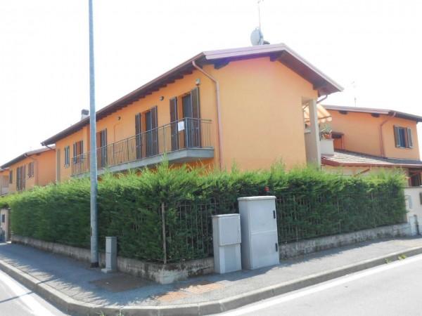 Appartamento in vendita a Cremosano, Residenziale, Con giardino, 109 mq - Foto 4