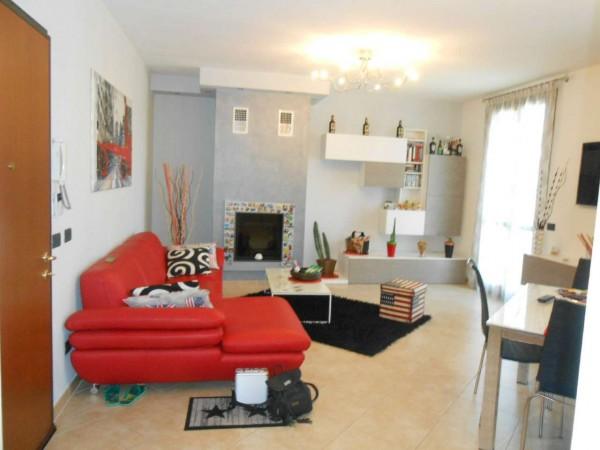 Appartamento in vendita a Cremosano, Residenziale, Con giardino, 109 mq - Foto 14