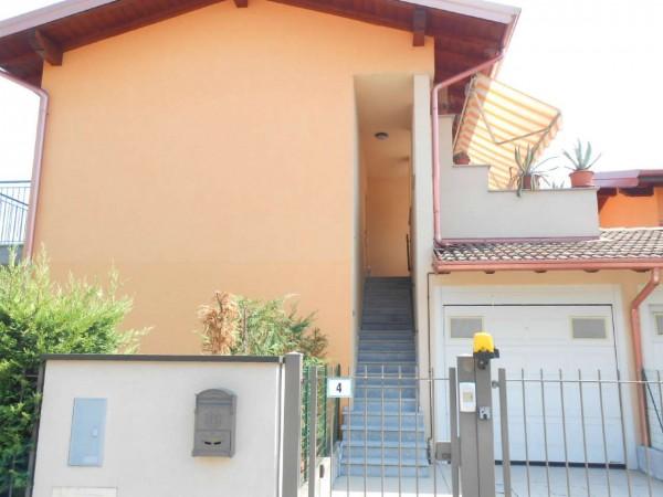 Appartamento in vendita a Cremosano, Residenziale, Con giardino, 109 mq - Foto 6