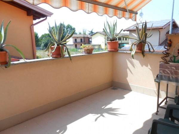 Appartamento in vendita a Cremosano, Residenziale, Con giardino, 109 mq - Foto 5