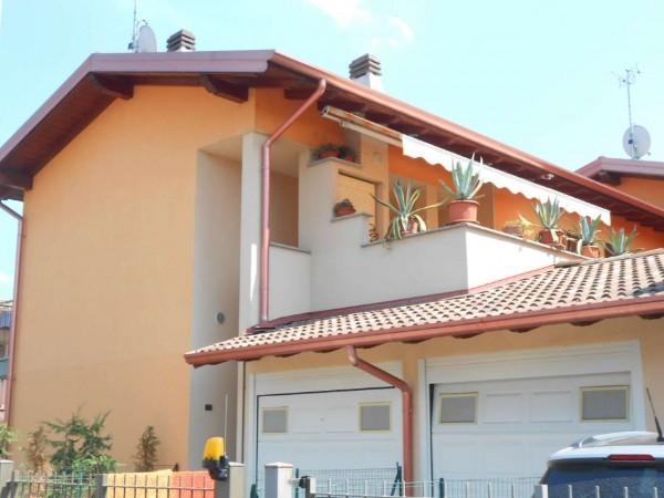 Appartamento in vendita a Cremosano, Residenziale, Con giardino, 109 mq