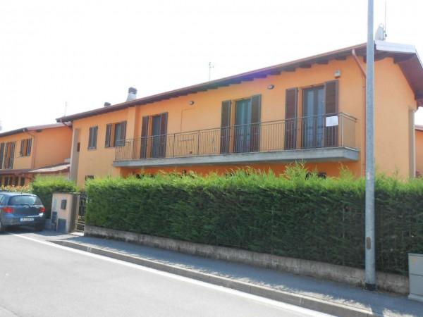 Appartamento in vendita a Cremosano, Residenziale, Con giardino, 109 mq - Foto 2