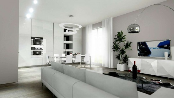 Appartamento in vendita a Padova, Con giardino, 160 mq - Foto 8