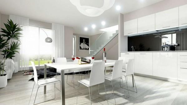 Appartamento in vendita a Padova, Con giardino, 160 mq