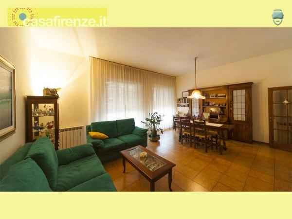 Appartamento in vendita a Firenze, 107 mq